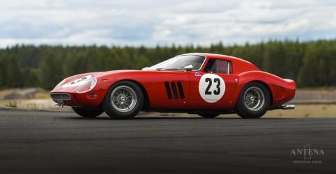 Ferrari 250 GTO deve se tornar veículo mais caro já leiloado na história
