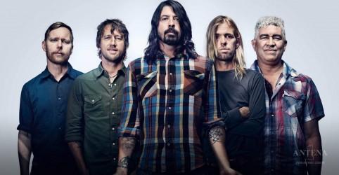 Placeholder - loading - Pré-venda para show do Foo Fighters começa hoje