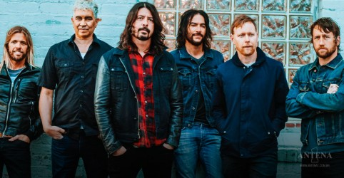 "Foo Fighters faz performance de ""Best Of You"""