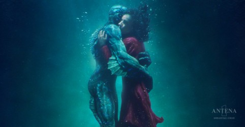 Favorito ao Oscar, A Forma da Água é acusado de plágio