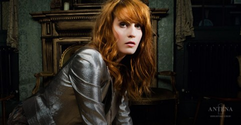 "Ouça ""Hunger"", nova canção de Florence + The Machine"
