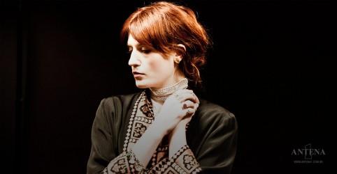 Placeholder - loading - Imagem da notícia Ouça inédita de Florence + The Machine