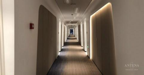 Placeholder - loading - Imagem da notícia Conheça hotel futurista chinês