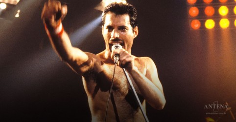 Cinebiografia de Freddie Mercury ganha novo teaser; confira