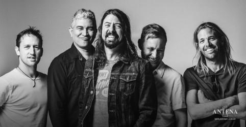 Placeholder - loading - Imagem da notícia Veja Foo Fighters com Bee Gees Classic antes do show em Kansas