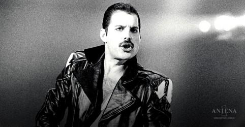 Freddie Mercury é o Artista da Semana
