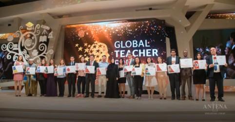 Premiação em Dubai dá um milhão de dólares ao melhor professor