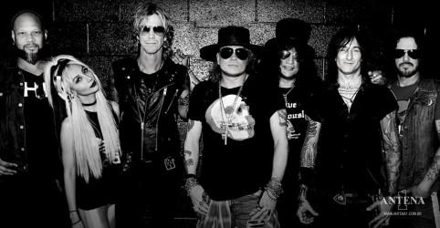 Placeholder - loading - Imagem da notícia Guns N 'Roses lança nova música Absurd