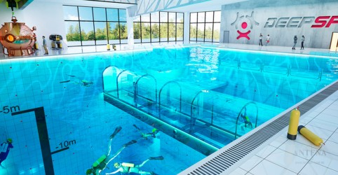 Placeholder - loading - Imagem da notícia Conheça a futura piscina mais profunda do mundo