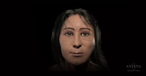 Placeholder - loading - Imagem da notícia Veja rosto de brasileiro que viveu há 2 mil anos