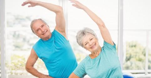 Variados tipos de treinos podem ser benéficos para idosos