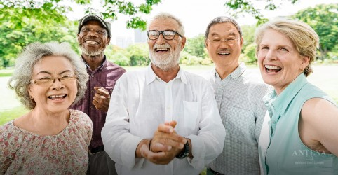 Exercícios físicos fazem com que idosos sejam 30 anos mais jovens