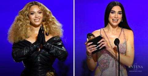 Placeholder - loading - Imagem da notícia Grammy 2021: Confira os vencedores
