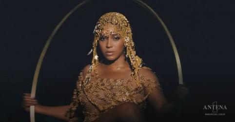 Placeholder - loading - Imagem da notícia Beyoncé posta trailer de filme inspirado em Rei Leão