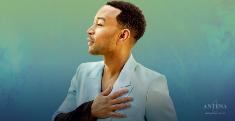 Placeholder - loading - Bigger Love é o novo single de John Legend