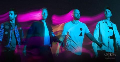 Placeholder - loading - Imagem da notícia Veja novo vídeo do Coldplay de Higher Power