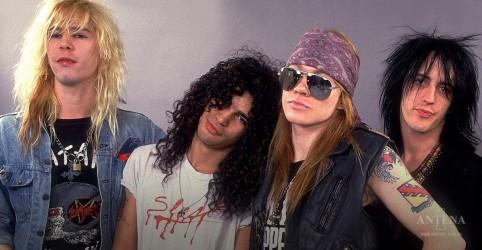 Placeholder - loading - Imagem da notícia Guns n' Roses: Hoje faz 27 anos da última apresentação de Slash como membro