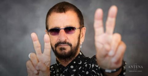 Placeholder - loading - Imagem da notícia Ringo Starr anuncia novo show!