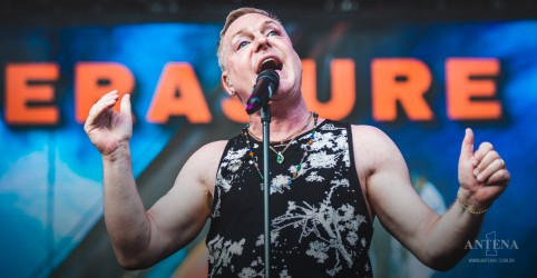"Placeholder - loading - Erasure lança single inédito; ouça ""Hey Now (Think I Got A Feeling)"""