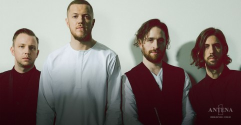 Placeholder - loading - Imagem da notícia Imagine Dragons celebram uma década como banda