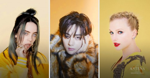 Placeholder - loading - Grammy 2021: Billie Eilish, BTS, Taylor Swift são destaques