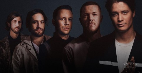 "Imagine Dragons lança ""Machine""; ouça"