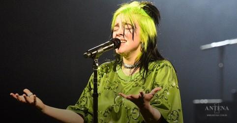 """Placeholder - loading - Imagem da notícia Billie Eilish anuncia lançamento de novo single, """"My Future"""""""