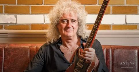 Placeholder - loading - Brian May divulga vídeos com pistas sobre próxima novidade do Queen; assista