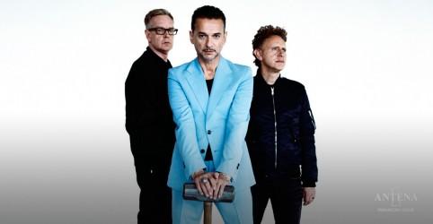 Placeholder - loading - Imagem da notícia Depeche Mode participará de cover para ajudar no combate à pandemia
