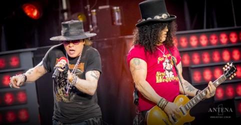 Placeholder - loading - Imagem da notícia Guns n' Roses confirma datas de turnê nos Estados Unidos