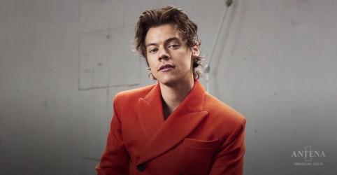 Placeholder - loading - Imagem da notícia Harry Styles atinge o topo da Billboard Hot 100 pela primeira vez