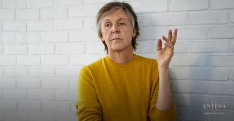 Placeholder - loading - Imagem da notícia Paul McCartney confirma presença em Lollapalooza virtual