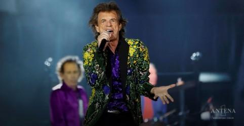 Placeholder - loading - Imagem da notícia Rolling Stones lança música inédita gravada em 1975