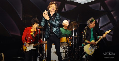 "Placeholder - loading - ""Scarlet"", último single dos Rolling Stones, ganha remix do The Killers"