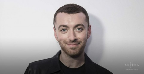 "Placeholder - loading - Sam Smith anuncia single com Burna Boy, ""My Oasis"""