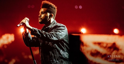Placeholder - loading - Imagem da notícia The Weeknd lança vídeo de colaboração com Calvin Harris