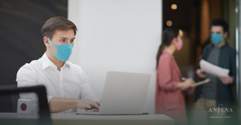 Placeholder - loading - Mais de 50% das empresas vão manter mudanças adotadas na pandemia, diz estudo da FGV