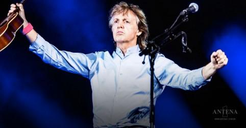 Placeholder - loading - Imagem da notícia Paul McCartney no topo da Billboard
