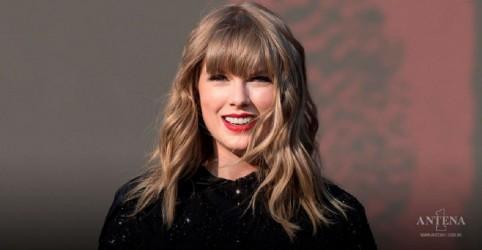 Placeholder - loading - Imagem da notícia Taylor Swift supera recorde dos Beatles em parada britânica