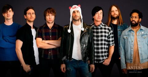 Placeholder - loading - Imagem da notícia Maroon 5 divulga data de novo single