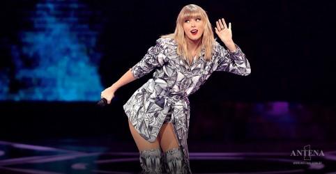 Placeholder - loading - Imagem da notícia Taylor Swift anuncia novo álbum
