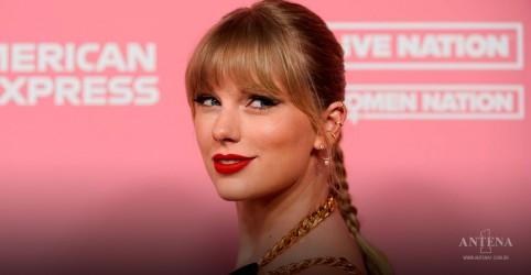 Placeholder - loading - Imagem da notícia Taylor Swift revela regravação de disco