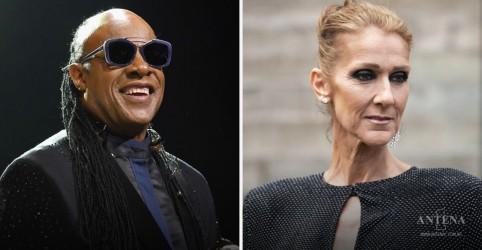 Placeholder - loading - Imagem da notícia Stevie Wonder e Céline Dion vão participar de show virtual beneficente