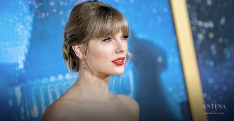 Placeholder - loading - Imagem da notícia Taylor Swift: Artista conquista recorde na Billboard