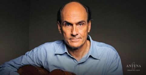 "Placeholder - loading - Imagem da notícia James Taylor reune cantores no concerto virtual ""We The People"""