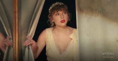 Placeholder - loading - Imagem da notícia Taylor Swift: Vídeo oficial de Willow passa de 30 milhões de visualizações