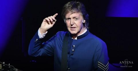 Placeholder - loading - Imagem da notícia Paul McCartney: Escutamos prévias de faixas presentes em novo disco