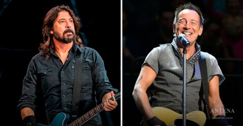 Placeholder - loading - Bruce Springsteen e Foo Fighters tocarão em evento de Joe Biden