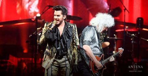 Placeholder - loading - Imagem da notícia Filme de Queen e Adam Lambert será transmitido online