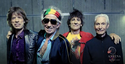 Placeholder - loading - Imagem da notícia Rolling Stones: Coletânea 'On Air' completa 3 anos de lançamento